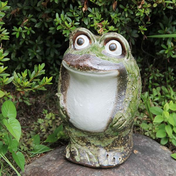 丸目立蛙ミニ