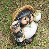たぬきタヌキ陶器タヌキたぬき置物やきものしがらきやき狸
