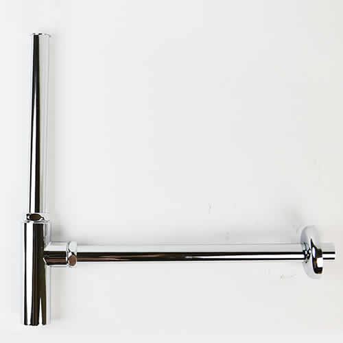 洗面ボウル用のPトラップ【ボトルラップ】配管金具【25mm】手洗い鉢に最適な金具です tr-8007