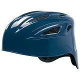 ミズノ 軟式用ヘルメット(キャッチャー用/野球) ネイビー Mizuno 1DJHC201 14