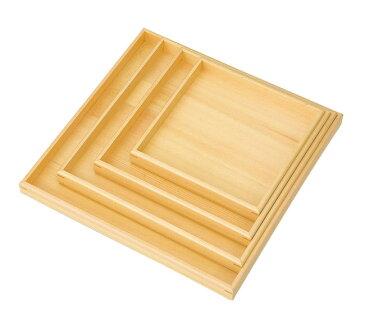 ひのき・おはこ料理皿 6寸5分 [W30349](料理箱・皿/敷皿・盛皿)