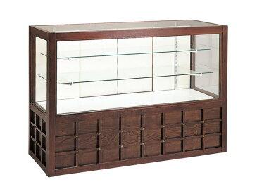【送料無料♪】古代色サンプルケース (UK-1200K) (W55405) (店舗什器・店舗備品/屋台風販売台・ディスプレイ什器)