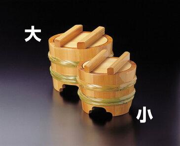 身 [W18126](そば・うどん用調理器具・器/木桶・釜揚げうどん桶)