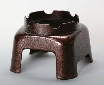 かまど(いぶし銅) (W20383) (鍋・コンロ/釜飯・陶器鍋・銅釜)