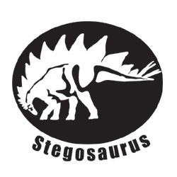 恐竜イラスト ワンポイントステッカー お得な6枚セット恐竜ステッカー 恐竜シール 恐竜 ステッカー シールカッティングステッカー カッティングシート