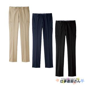メンズサイドポケットパンツ【サービス】【FACE MIX】【企業作業服・作業着】としてお勧め
