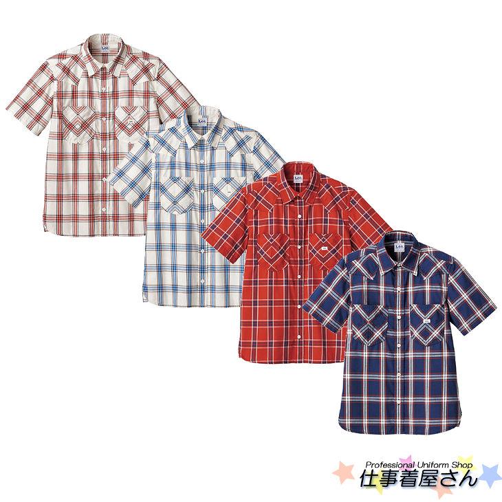 トップス, カジュアルシャツ Lee