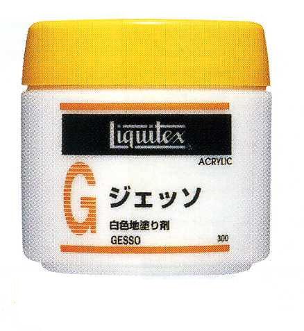 產品詳細資料,日本Yahoo代標|日本代購|日本批發-ibuy99|リキテックス ジェッソ 300ml 白色地塗り剤