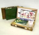 【クサカベ】トラベルブック水彩画箱セット 水彩絵具12セット入り