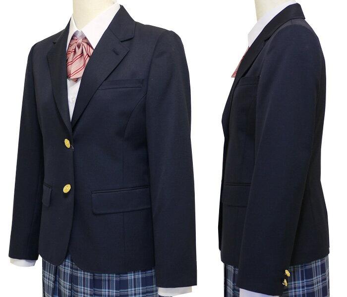 [Kanko]カンコー学生服 Sweet Teen[スウィートティーン] スクールブレザー / NAVY×PINK