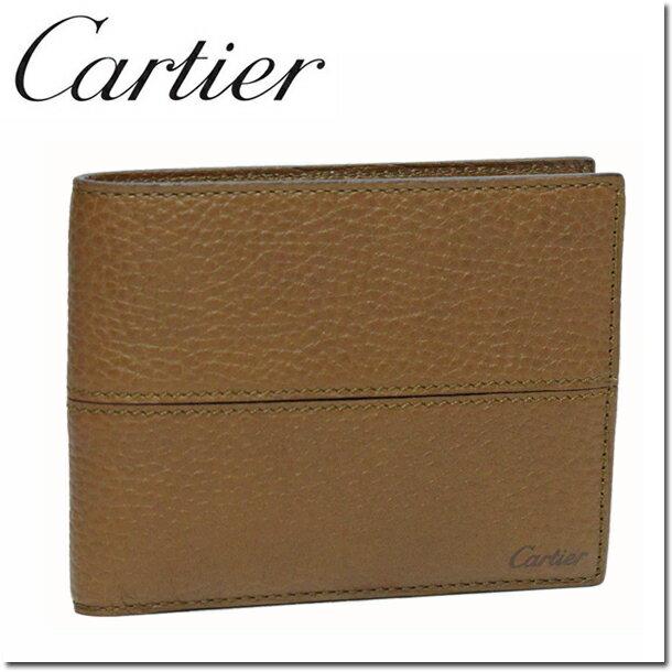 Cartier(カルティエ)『キャラメルサドルステッチライン(L3001162)』