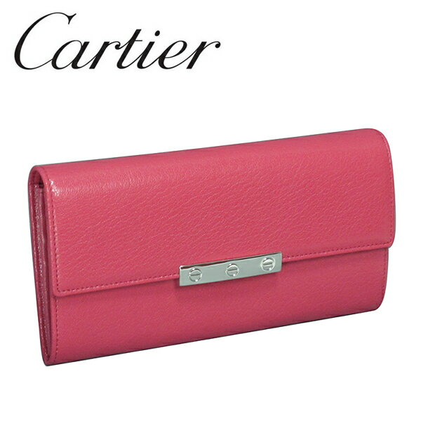 Cartier(カルティエ)『ピンク(フューシャ)ラブコレクション(L3001298)』