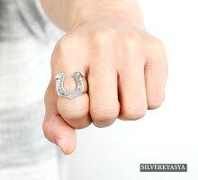 ステンレス素材アンテイーク仕上げルート66フェザーリング指輪メンズ羽根リングアメリカンROUTE66リングプレゼント巾着ポーチ付き!