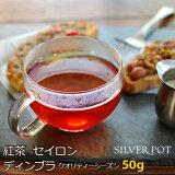 紅茶 セイロン ディンブラ QualitySeason 2019年 グレートウェスタン茶園 BOP 50g