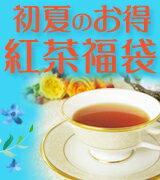 【送料無料】思う存分ティータイム♪見逃せない50%OFF、紅茶福袋!