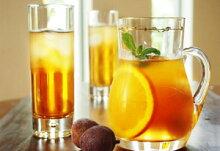 【メール便選択で送料無料】[8月の柄]イタリア・ティーバッグ・ホルダーと紅茶のセット
