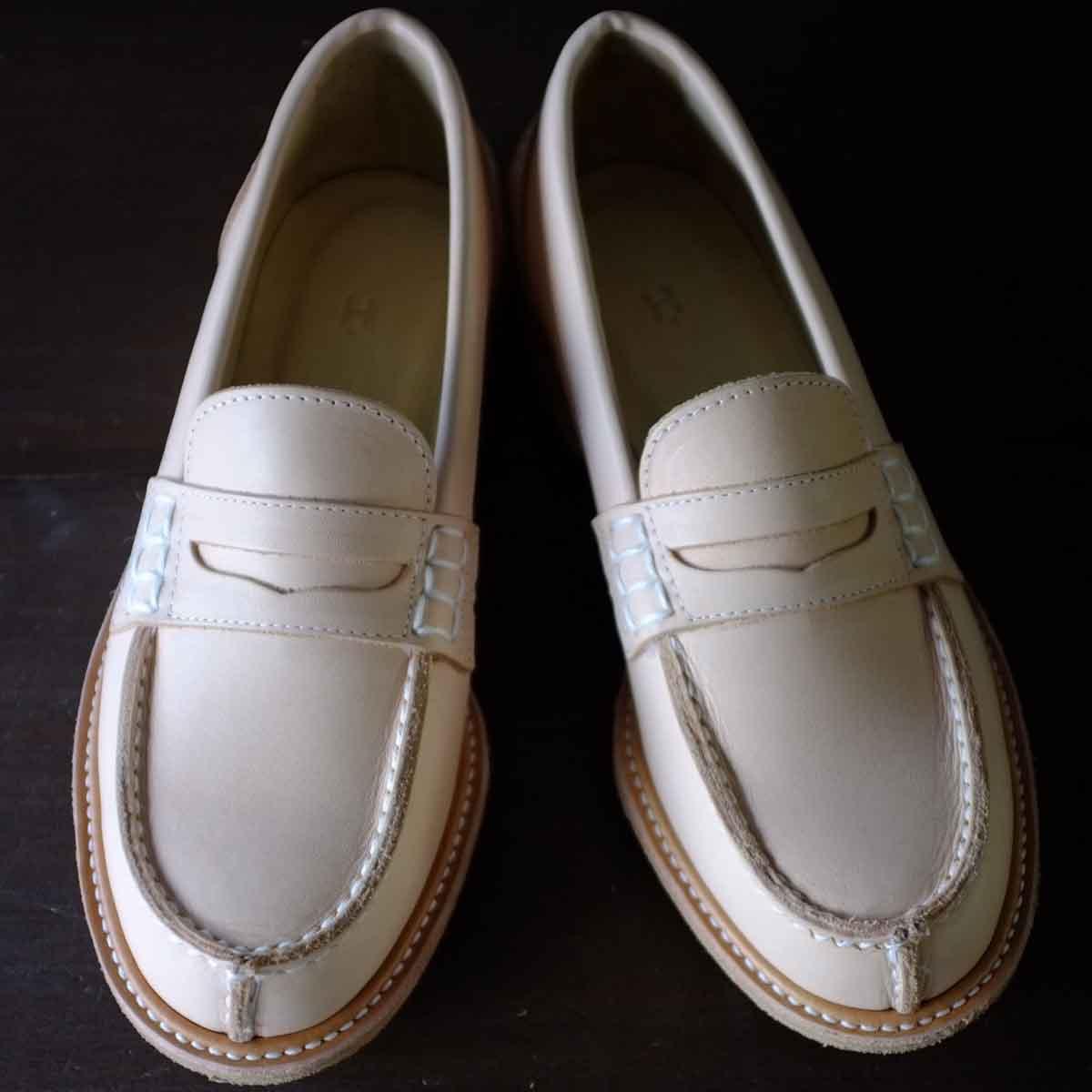 靴, その他 Hender Scheme slouchy natural