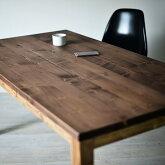 USテーブルダイニングテーブルパイン送料無料インダストリアルアメリカカリフォルニアスタイルサイズオーダー木製無垢材長机カフェテーブル食卓テーブルダイニング120130140150160170180おしゃれ国産日本製大川家具