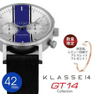 正規販売店2年保証KLASSE14クラス1442mmクロノグラフ腕時計GT14CHRONOGRAPHVO15CH008MVO15CH009M腕時計とおもしろ雑貨のシンシアプレゼントクラッセ【対応可】
