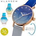 【安心と信頼の正規販売店】 2年保証 KLASSE14 クラス14 クラッセ 36mm 腕時計 VOLARE Sky collection SK17RG001W SK17RG002W SK17RG00…