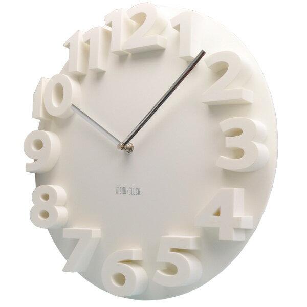 掛時計 おしゃれ アンティーク ウォールクロックMEIDI CLOCK サークルおもしろ雑貨 おもしろグッズ腕時計とおもしろ雑貨のシンシア プレゼント