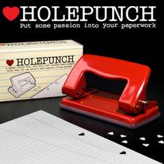 ハートの穴が開けることの出来るパンチ!【SUCK UK】 Heart Hole punch ハート型ホールパンチ 2...