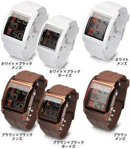 FrancTemps【ユイット/Huit】メンズ腕時計