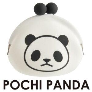 パンダプリントが可愛い!POCHIのパンダバージョン登場 おもしろ雑貨/おもしろグッズシリコン製...