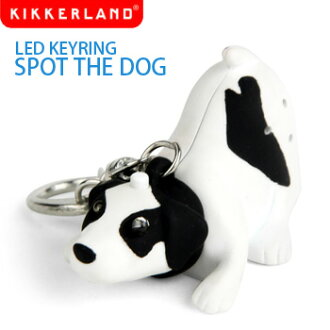 LED KEYRING SPOT THE DOG/LED keyringspotzadog imported goods watches and toys rather than gadgets Cynthia
