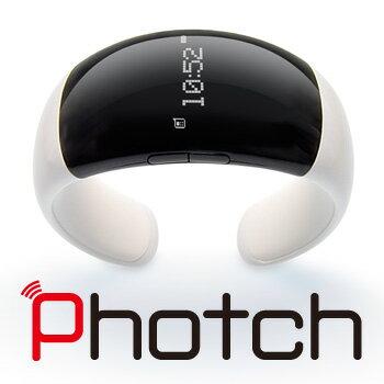 腕時計型ハンズフリースピーカー「Photch」