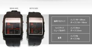 腕時計メンズフランテンプスFrancTempsユイット/Huitデジタル腕時計【雑誌掲載多数】腕時計メンズMen'sうでどけいブランドランキング腕時計のシンシア