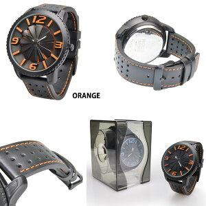FrancTemps/フランテンプスROUE/ルウサイクロンウィングメンズ腕時計【あす楽対応】