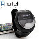 【ポイント10倍】 Photch SPLIT フォッチ スプリット スマートフォンで着信 通話が出来る 送料無料 ウォッチ ブルートゥース 腕時計 bluetooth 時計 iPhone 脱着式 メンズ スマートウォッチ スマホ Smart watch プレゼント 【あす楽対応可】