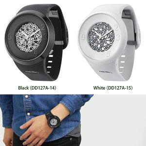 【オーディーエム/o.d.m】【DD127Aodm+KeithHaring】キース・へリングメンズレディース腕時計腕時計のシンシアMZ99