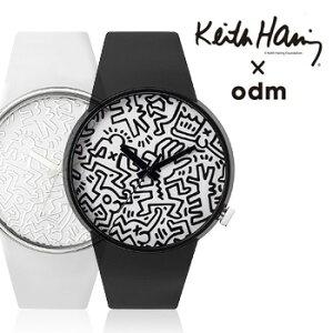 【送料無料】【オーディーエム/o.d.m】【DD134odm+KeithHaring】DD134-09/DD134-10キース・へリングメンズレディース腕時計【あす楽_土曜営業】腕時計のシンシア