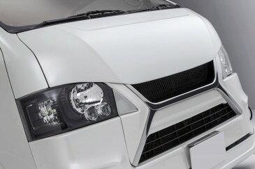 CRS ESSEX ハイエース レジアスエース 200系 4型 標準 ナロー グリルエクステ ライトコーナー シーアールエス エセックス