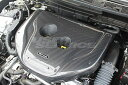 ガレージベリー CX-3 DK5FW DK5AW エンジンフードカバー 1.5L...