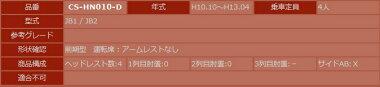 【グレイス/ライフ/JB1/JB2/シートカバー】LS-EDITION/エルエスエディション/ラムース仕様★品番:CS-HN010-D/grace★