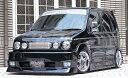 バタフライシステム ムーヴ カスタム L900 フロントバンパー...