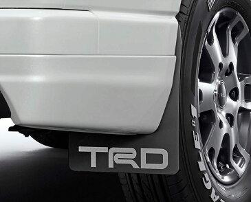 TRD ハイエース 200系 KDH200 211 220 GDH200 211 220 TRH200 210 220 マッドフラップ MS328-26002