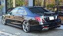 シルクブレイズ グレンツェン 鎧 Rバンパー2/RGパネル 2Pセット 純正+ブラック フォグ有 トヨタ アルファード GGH/AGH/AYH3#W S/SA/SR 選べる6塗装色