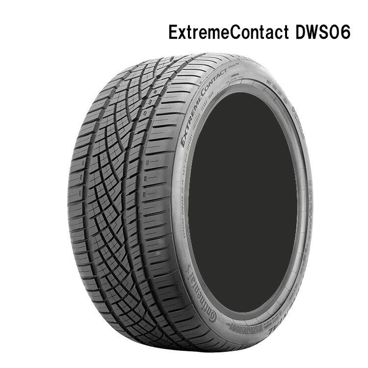 タイヤ・ホイール, サマータイヤ 18 4 1 22550R18 95W DWS06 CONTINENTAL ExtremeContact DWS06