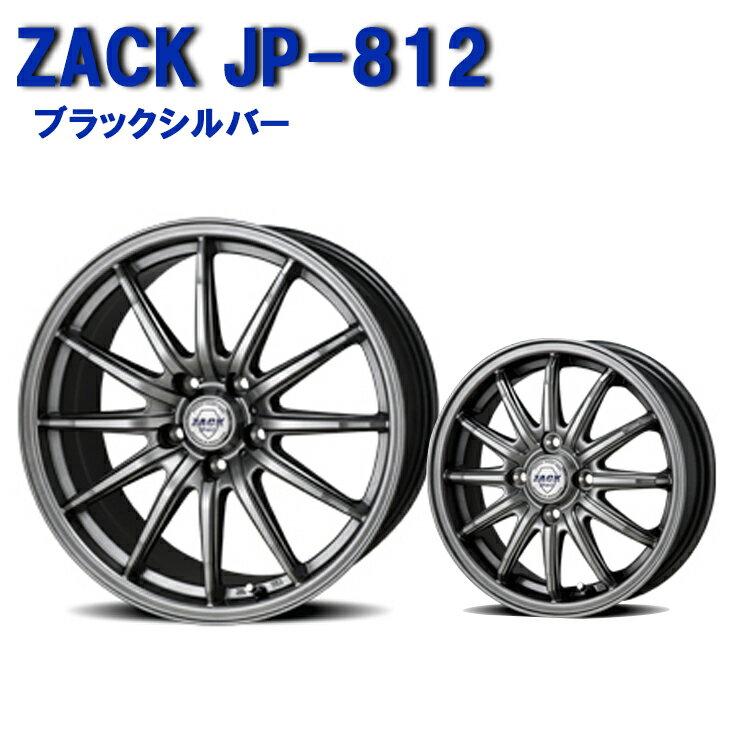 タイヤ・ホイール, ホイール ZACK JP-812 1 15 5.5J43 4H100 4 JAPAN JP812