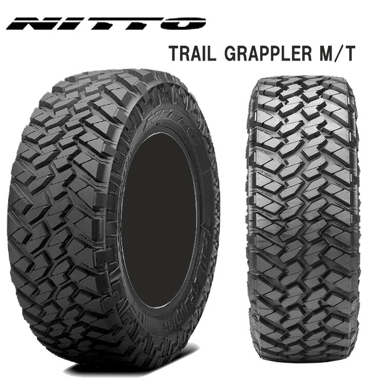 タイヤ・ホイール, サマータイヤ 17 40X13.5R17 121P 1 MT NITTO TRAIL GRAPPLER MT