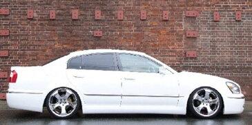 VLENE ブレーン HEROISM ヒロイズム サイドステップ 未塗装 シーマ F50