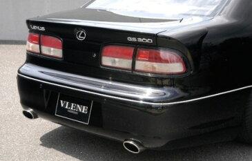 VLENE ブレーン EXISTENCE エグジスタンス リアバンパースポイラー 未塗装 アリスト JZS14