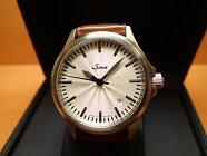 日本限定50本ジン腕時計Sinn556.SILVER.J
