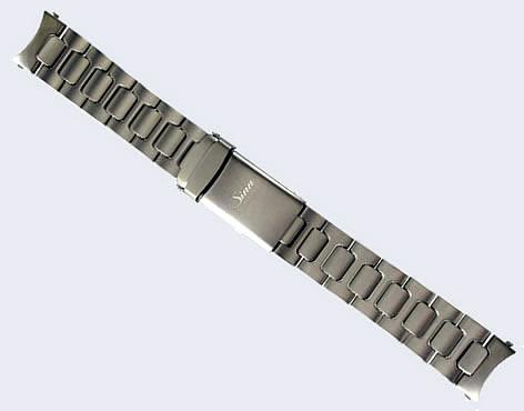 【SINN】 【ジン】 時計 ベルト バンド ブレスレット EZM10 (22mm) 純正ピュアチタン 時計バンド:Sinn腕時計の専門店
