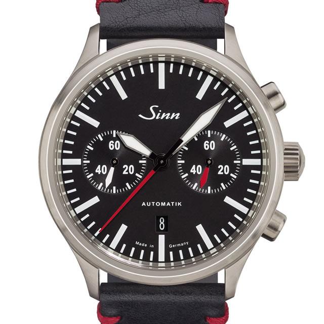 ジン Sinn 936 シリコンストラップ仕様 腕時計 分割払いもOKです