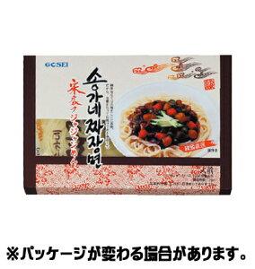 『ソンガネ』チャジャン麺セット